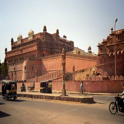 this city was established after sister in laws fleer - Bikaner News in Hindi