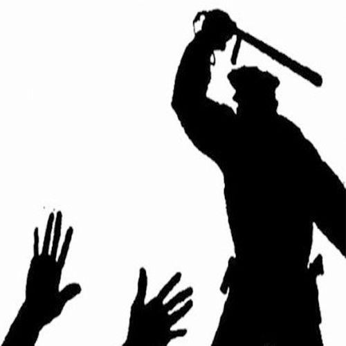 young Man beaten in police station - Churu News in Hindi