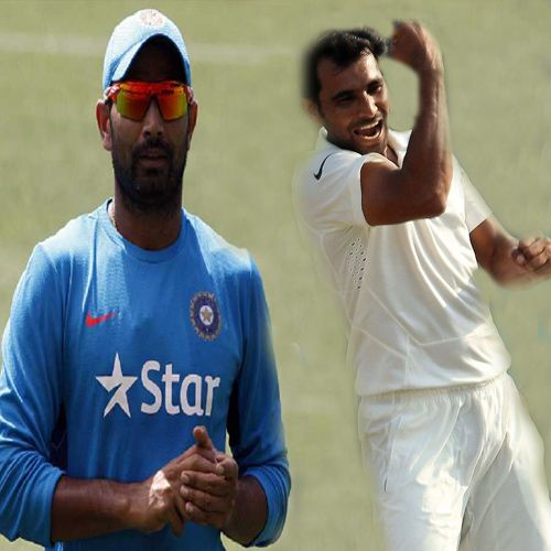 Mohammed Shami is no.3 indian successful bowler on debut test, see top 10 - Cricket News in Hindi