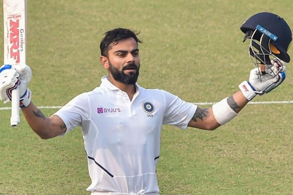 Virat Kohli may come on third place, see top-5 indian batsman against newzealand in test - Cricket News in Hindi