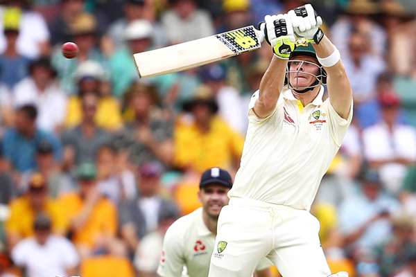 Ashes Series : Australia in strong position against England after century of Steven Smith - Cricket News in Hindi