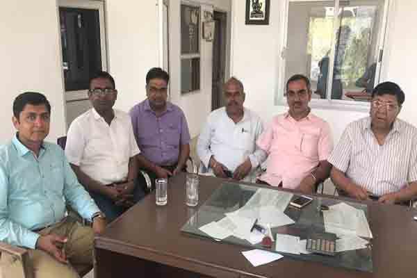 District Kaithal Petroleum Dealers Association Meeting - Kaithal News in Hindi