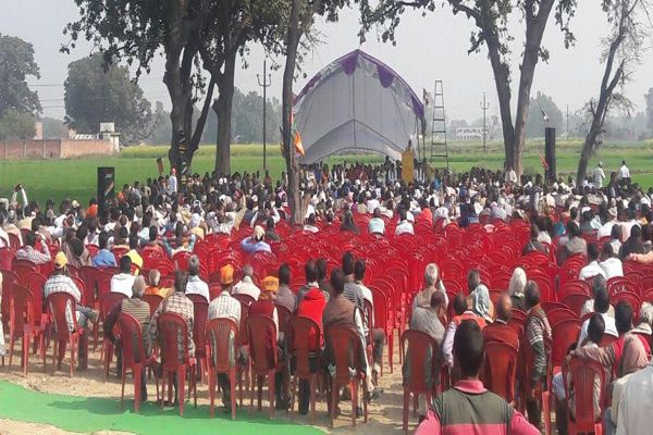 lot  vacant  chairs Says much more  ... - Allahabad News in Hindi
