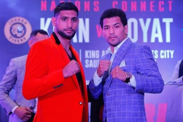 Indian Boxer Neeraj Goyat ruled out of Amir Khan showdown after accident - Sports News in Hindi