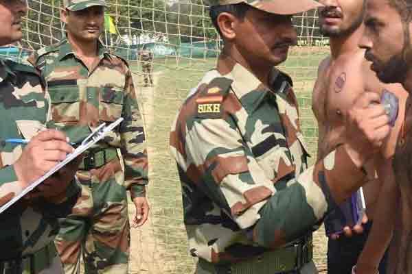 Army Recruitment Rally from March 4 in Ambala - Ambala News in Hindi