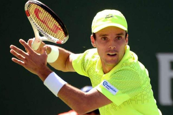 Roberto Bautista Agut enter in second round of paris masters - Tennis News in Hindi