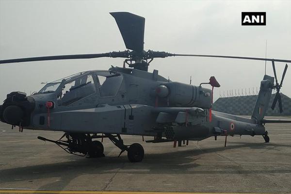 अपाचे के 8 और हेलीकॉप्टर हुए हमारे बेड़े में शामिल, वायुसेना हुई ज्यादा मजबूत
