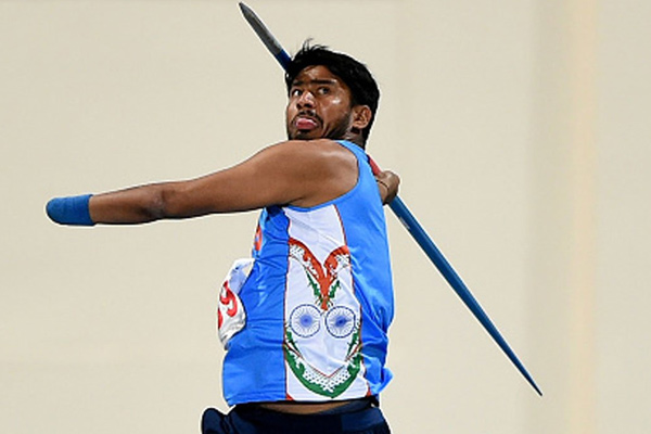 Para-Asian Games : India won 1 gold and 3 bronze medal in athletics - Sports News in Hindi