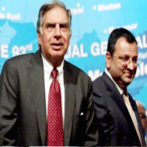 Triple blow to Tata Group companies amid Cyrus mistrys ouster row - India News in Hindi
