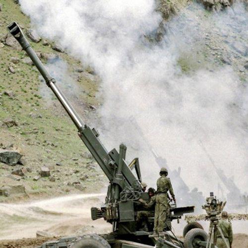 Indian Army used artillery guns to destroy Pak posts across LoC - Srinagar News in Hindi
