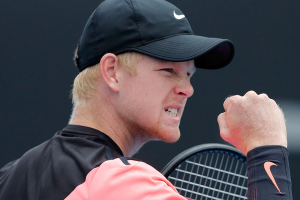 Australian Open : Kyle Edmund beat Kevin Anderson - Tennis News in Hindi
