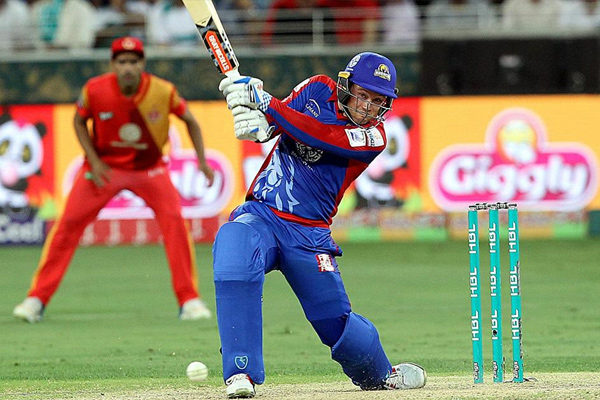 PSL : Islamabad United beat Karachi Kings to enter final - Cricket News in Hindi