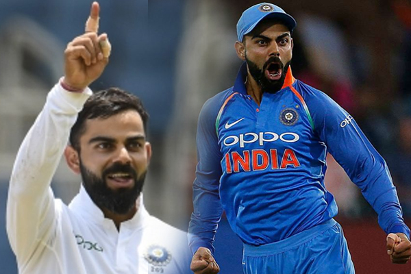 ICC Awards : Virat Kohli named captain of ODI and Test teams of the year, know... - Cricket News in Hindi