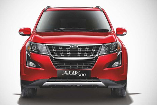 Mahindra launches XUV500 W3 base variant in India, price... - Automobile News in Hindi