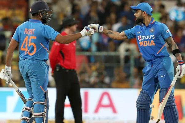 ICC ODI Ranking : Virat Kohli, Rohit Sharma and Jasprit Bumrah domination continue - Cricket News in Hindi