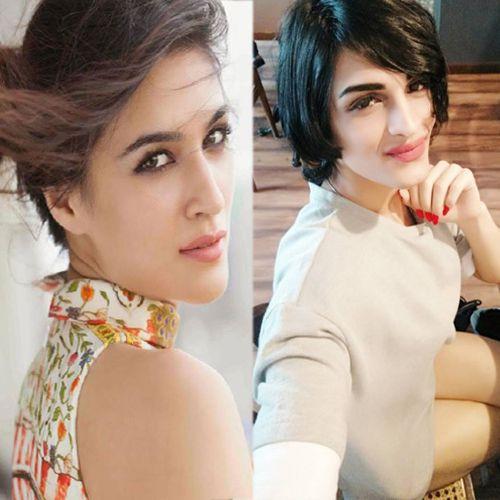 MTV Splitsvilla 8 contestant Gaurav Arora looks alike actress kriti senon - Bollywood News in Hindi