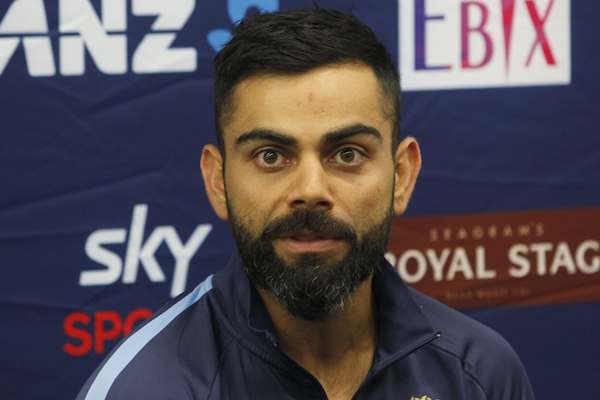 Indian captain virat kohli reaction about prithvi shaw - Cricket News in Hindi