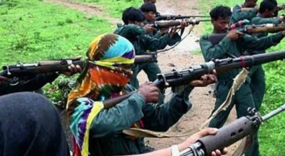 Naxalites attack on Bihar railway station, station master held hostage - Patna News in Hindi