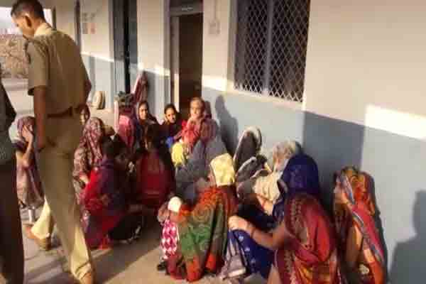 Dholpur: School director Killed in Firing, sensation in the area - Dholpur News in Hindi