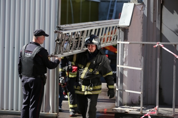 2 killed, 18 injured in Moscow hotel fire - World News in Hindi