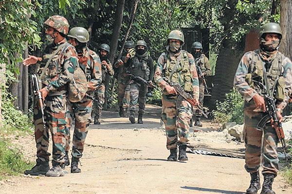 Kashmir: Encounter in Anantnag Wangam, terrorist killed - Srinagar News in Hindi