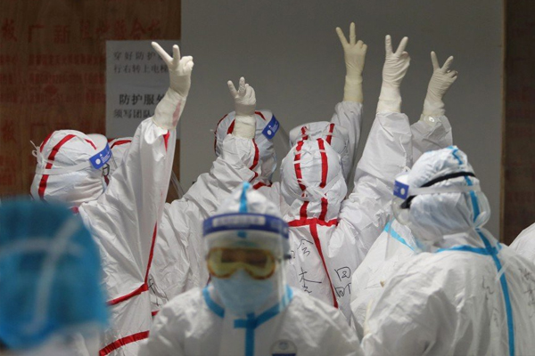 China reports no domestic cases of coronavirus for first time since outbreak began - World News in Hindi