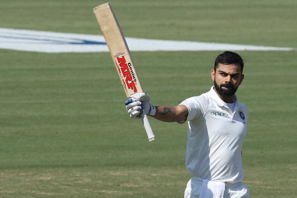 Virat Kohli becomes no.1 batsman, see top-6 batsmen who smashed highest century in international cricket in one year as a captain - Cricket News in Hindi