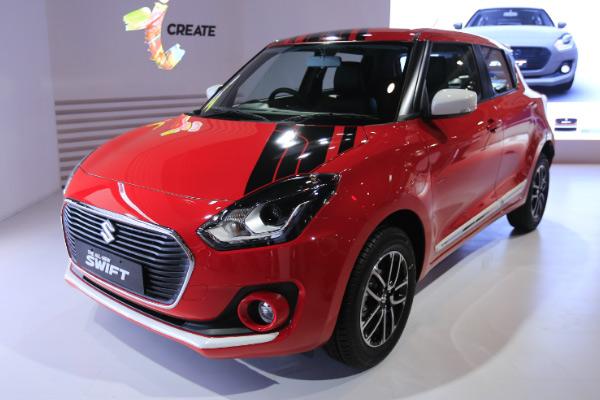 Maruti Suzuki Swift hits 20 lakh in sales figure - Automobile News in Hindi