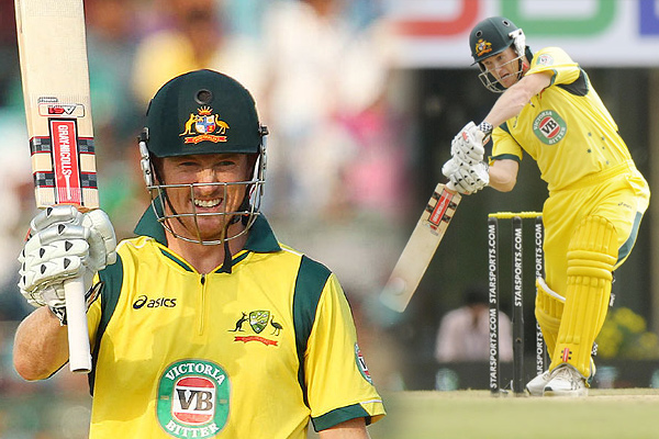 George Bailey is no.1 batsman against india in one odi series, see top 6 - Cricket News in Hindi