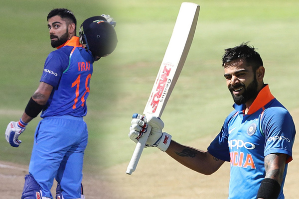 Virat Kohli becomes no.1 batsman in collecting run in india-south africa odi series, see top 6 - Cricket News in Hindi