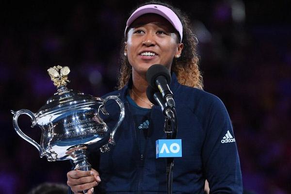 Naomi Osaka beat Petra Kvitova to win australian open - Tennis News in Hindi