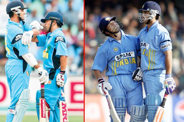 Champions Trophy : Sachin and Sourav are on no.2 position in highest individual score, see top 10 - Cricket News in Hindi