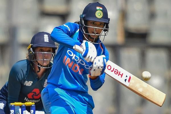 Second ODI : Indian women cricket team beat England by 7 wickets - Cricket News in Hindi