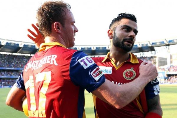 IPL : कोहली-एबी के नाम है सबसे बड़ी साझेदारी का रिकॉर्ड, ये हैं...