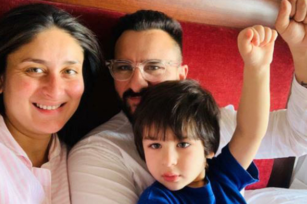 Kareena: 2020 would not have been possible without the two loves of my life - Bollywood News in Hindi
