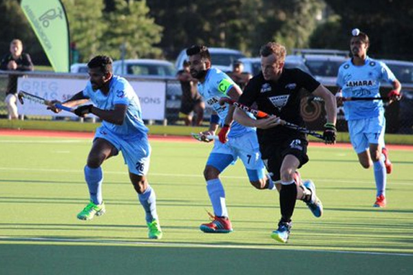 4 Nations Hockey Tournament : India beat New Zealand by 3-2 - Sports News in Hindi