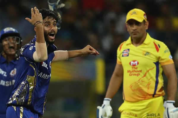 IPL-11 : Mayank Markande reaction about MS Dhoni wicket - Cricket News in Hindi