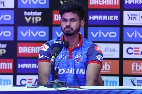 IPL-12 : Shreyas Iyer reaction about Kagiso Rabada - Cricket News in Hindi
