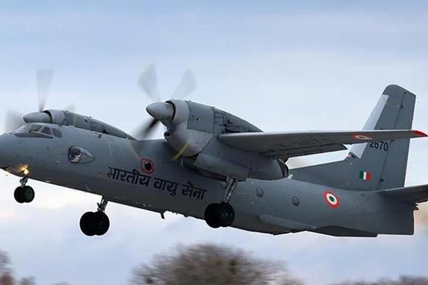 IAF says, Wreckage of missing AN-32 plane found in Arunachal Pradesh - Itanagar News in Hindi