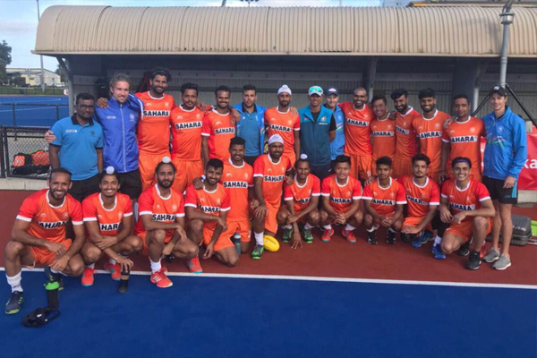 Four Nations Hockey Tournament : India to start campaign against Japan - Sports News in Hindi