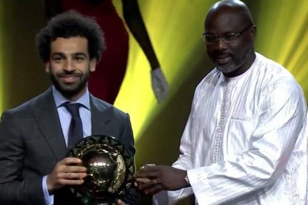 Mohamed Salah again named African Footballer of the Year - Football News in Hindi