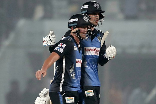 BPL : Ab de Villiers smashed century, made world record with Alex Hales - Cricket News in Hindi