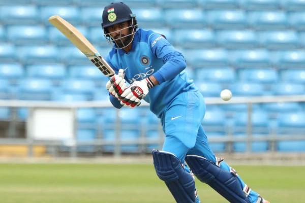 Deodhar Trophy : India B beat India C by 30 runs - Cricket News in Hindi