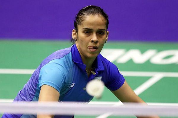 Hong Kong Open Badminton Tournament : Saina Nehwal beat Sayaka Sato in second round - Badminton News in Hindi