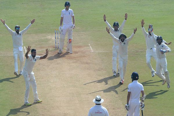 Mumbai Test fourth day game between india and england - Cricket News in Hindi