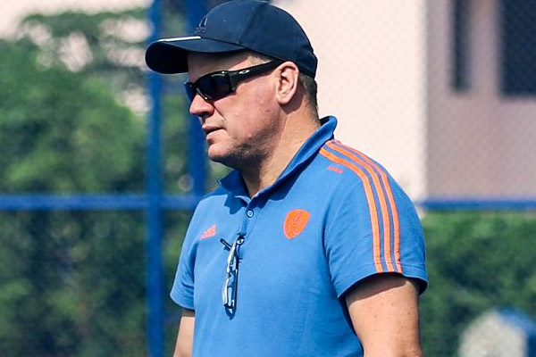 Graham Reid appointed coach of indian hockey team - Sports News in Hindi
