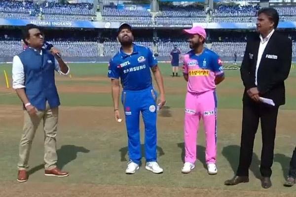 IPL-12: Rajasthan beat Mumbai by 4 wickets - Cricket News in Hindi