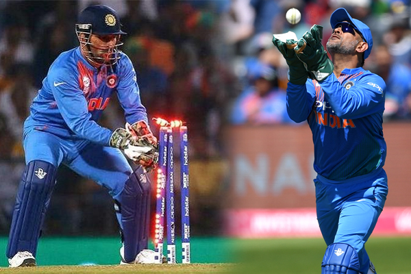 MS Dhoni have record of highest dismissals in international t20 cricket, see top 5 wicketkeeper - Cricket News in Hindi