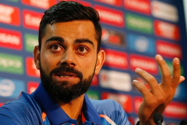 Virat Kohli reaction after defeat from pakistan in champions trophy final - Cricket News in Hindi