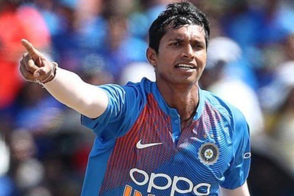 Zaheer Khan reaction about young fast bowler Navdeep Saini - Cricket News in Hindi